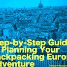 Пеший Туризм В Европе