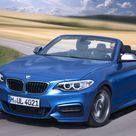 2015 BMW 2 Series Convertible will flip its lid for $38,850