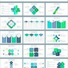 SWOT Keynote Templates - 20 best design infographic templates
