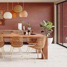 Binnenkijken in een woning in moderne design stijl op het Noordereiland in Rotterdam -