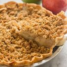 Apple Crumble Pie (the ultimate apple pie) - The Recipe Rebel