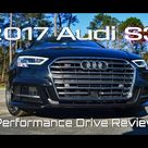 2017 Audi S3   HD Performance Drive Review