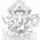 Anti Stress Coloring Pages India