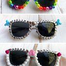 DIY Beaded Sunglasses 😎