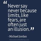 Motivational Sports Quotes
