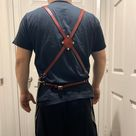 Waterproof Apronwaxed Canvas Aprons for Women & Men With Back   Etsy