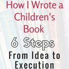 How to write a children's book - from idea to execution