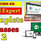 Online Classes Microsoft Excel
