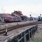 04 - Historisches Forum :: April 1988: Schienenbusse, V100 und Umbauwagen im Odenwald (Teil 2 - 24B)