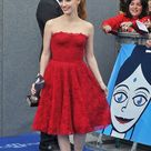 1. Jessica Chastain At The 2013 Giffoni Film Festival