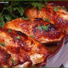 Maple Syrup Chicken