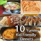 Kid Friendly Dinner
