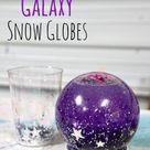 Galaxy Snow Globes DIY   Figment Creative Labs