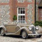 1938 1939 Lagonda V12 Rapide Drophead Coupe