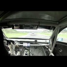 VALLELUNGA SUPERSTARS 2011   On Board Audi RS5 with GIANNI MORBIDELLI at Race 02