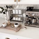 COFFEE BAR STYLING, HOW TO STYLE YOUR COFFEE COUNTER