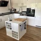 Ikea Kücheninsel   Kücheninsel ikea, Diy kücheninsel, Kücheninsel diy - Küc...