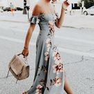 15 Wrap Dresses Perfect For A Summer Wedding   Society19