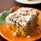 Pumpkin Coffee Cakes