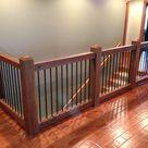 Reclaimed Stair Railings