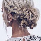 Wie Sie Ihr eigenes Haar für Anfänger flechten