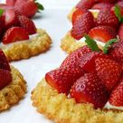 Strawberry Shortcake Jar Candle - Small