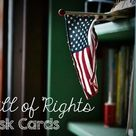 The Bill of Rights Task Cards {Scoot}