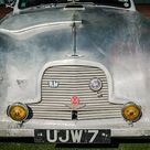 1957 Aston Martin DB2 4 Mark III  0617c by Jill Reger