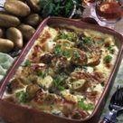 Deftiger Kartoffelauflauf Rezept  | LECKER