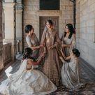 Candid Bridesmaids Photoshoot Idea
