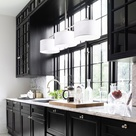 Black White Kitchens