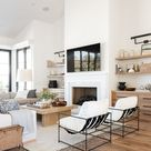 The Sunset House: Great Room, Kitchen & Dining Nook - Studio McGee