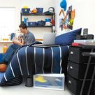 Boy Dorm Rooms