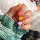 summer nail inspo