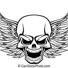 Skull Illustrations and Clip Art. 139,789 Skull royalty free illustrations and drawings available to search from thousands of stock vector EPS clipart graphic designers.