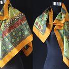 Tie Scarves
