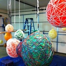 Yarn Lanterns