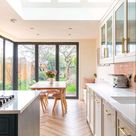 Summer  vibes kitchen design