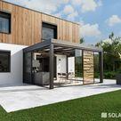Terrassenüberdachung und Terrassendach