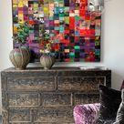 Wie Du Abstrakte Kunst in Deine Einrichtung zuhause einsetzen kannst!