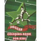 Soccer Coloring Books For Kids : Stars of World Soccer Coloring Book: Amazing Soccer Or Football Coloring Activity Book for Kids and Adults (Paperback)