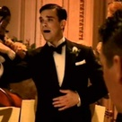 Robbie Williams De Lovely The Wedding Singer On The Set The Wedding Singer Robbie Williams Robbie