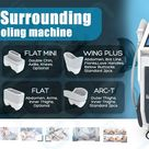 2021 Top Selling Cellulite Reduction Fat Freeze 360 Surrounding Cooling Cryolipolysis
