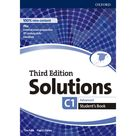 - - Solutions 3rd Edition Advanced. Student's Book
