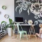 Farba tablicowa – idealne rozwiązanie do pokoju dla dziecka?