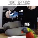 Downloading new games