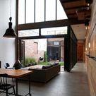 Atrium House by Mesh Architectures