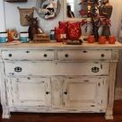 Chalk Painting Furniture
