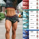 The Intense Ab Workout That Creates Curvaceous Core Muscles - GymGuider.com