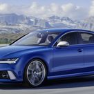 2016 Audi RS6 Avant Performance and RS7 Sportback Performance